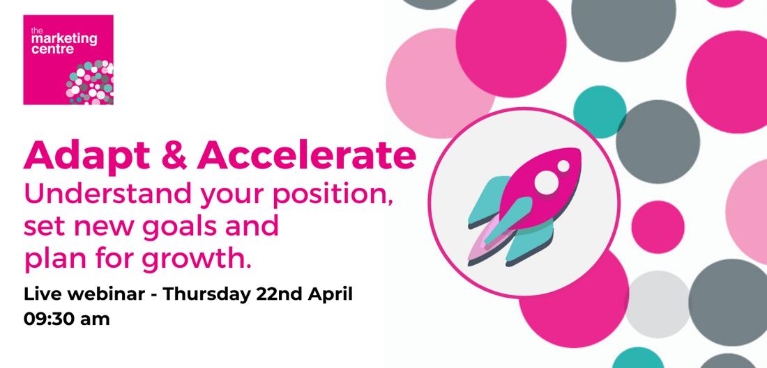 Adapy & accelerate webinar april