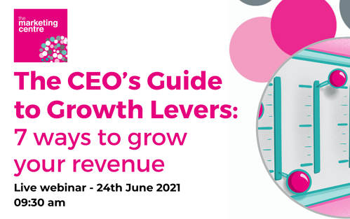 CEOs GUIDE TO GROWTH LEVERS June-1