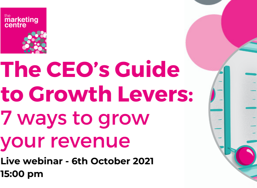Growth levers october-1-1-1